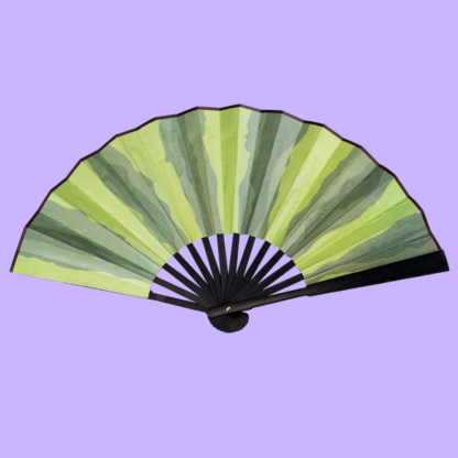 Watermelon Fan - Back view
