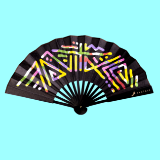 Rave Fan - Front view